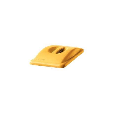 tapa contenedor slim jim amarilla (1 unid.)