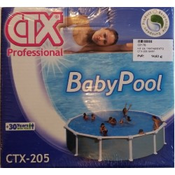 kit de tratamiento ctx205 baby pool 1ud.