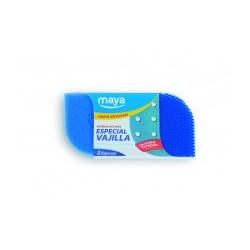 esponja evo especial vajillas (1 pack 2 unid.)