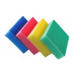 esponja evo profesional 14x9 (1 pack 4 unid.)