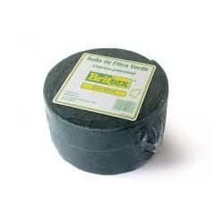 rollo estropajo fibra verde britex 3M 6mts