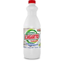 amoniaco perfumado lagarto 1.5 lts (1 unid.)