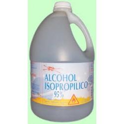 alcohol isopropilico - jerrican envase 16 kgs (1 unid.)