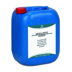 hipoclorito 40grs cloro desinfeccion agua potable 22kgs (1 unid.)