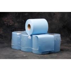 rollos secamanos azul 2/c 150mts add system (1 pack 6 rollos)