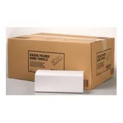 toalla plegada Z neutral 23x25 caja 3250 T. (1 caja)