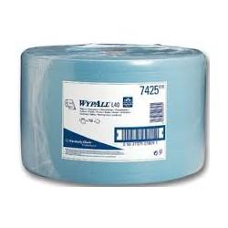 celulosa azul wypall L40 3/c pequeña 750 serv. (1 rollo)