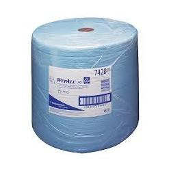 celulosa azul wypall L40 3/c grande 750 serv. (1 rollo)