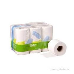 higienico domestico 2/c 60mts adicel (pack 30 rollos)