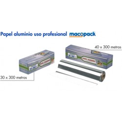 """aluminio industrial 30x13"""" 2,5 k (1 rollo)"""