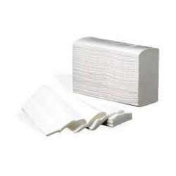 toalla secamanos qualque tissue 2/c V pasta (1 caja 4000 T)