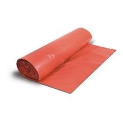 bolsa basura industrial roja 85x105 G150 (1 rollo 10 bolsas)