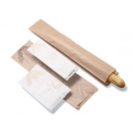 bolsa celulosa blanca 13+5x18 (1 pack 100 bolsas)