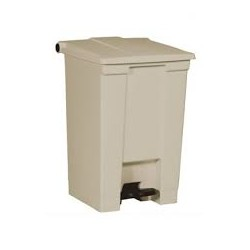 cubo pedal 45,5lts beig (1 unid.)