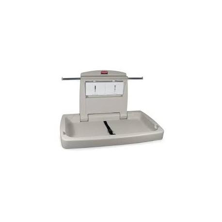 cambiadores de pañales horizontal (1 unid.)
