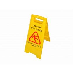 señalizacion pavimento mojado eco (1 unid.)