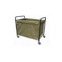 carro lavanderia X metalico (1 unid)