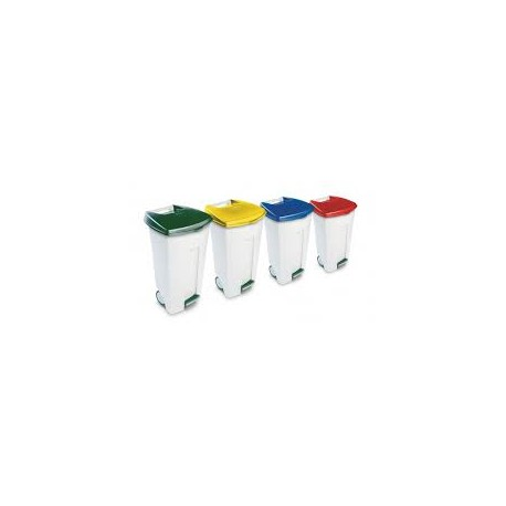 contenedor eco con pedal de 106lts (1 unid.)