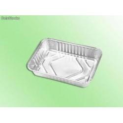 aluminio rectangular 140x120x40 canto alto (chino) (1 pack 125 unid.)