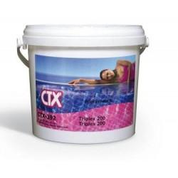 cloro multifuncion triplex envase 5 kgs.