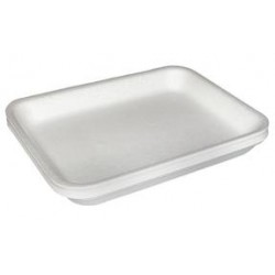 envase porex T-100 blanca 265x135xH20 (1 pack 200 unid.)