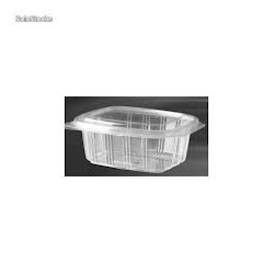 ensaladera rectangular ops 1000cc 178x147xH55 (1 pack 50 unid.)