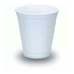 vaso porex bl 200cc (1 pack 25 unid.)