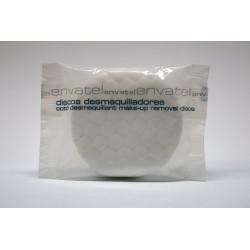 disco desmaquillante 3uds con bastoncillo mate envatel (1 unid.)
