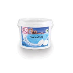 floculante tabletas envase 5 kgs