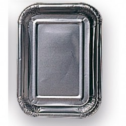 aluminio rectangular 290ml 15,8x10,8x2 (1 pack 130 unid.)