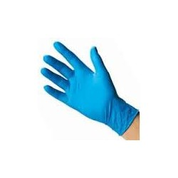 guante multi latex blue t/m (1 pack 100 pares)