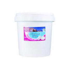 cloro tabletas envase 25 kgs