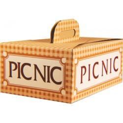 caja picnic standard 28x20x12,5 (1 pack 20 unid.)