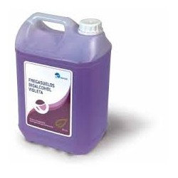 zenox fregasuelos bioalcohol mora (1 envase 5 lts)