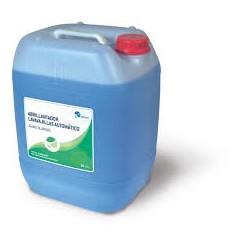 zenox abrillantador automatico aguas medias-duras (1 envase 20lts)