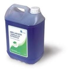 zenox abrillantador automatico aguas medias-duras (1 envase 5lts)