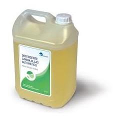 zenox detergente automatico aguas medias-duras (1 envase 5 lts)