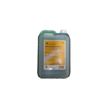 zenox cleaning fregasuelos citrico E-100 (1 envase 5lts)