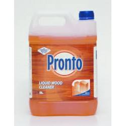pronto liquid wood cleaner (1 envase 5 lts)