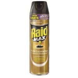 raid max matacucas y hormigas (1 envase 0,300ml)
