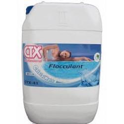 floculante liquido envase 25 lts