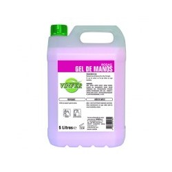 gel y champu dermo rosas v.pro (1 envase 5 lts)