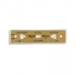 lama cuchilla para para la rasqueta clip (1 unid.)